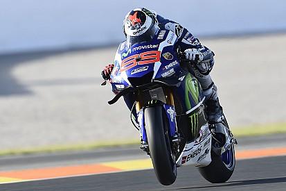 【MotoGPバレンシアGP】決勝:マルケスの追撃を振り切ったロレンソが、ヤマハでの有終の美を飾る