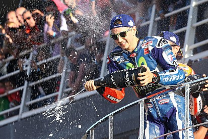 MotoGP Valencia: Lorenzo Yamaha'ya galibiyetle veda ediyor