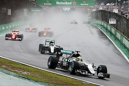 Formel 1 in Brasilien: Das Rennergebnis in Bildern