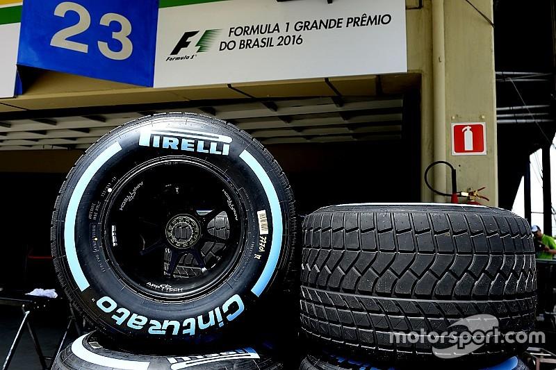Sintflut in Brasilien: Romain Grosjean kritisiert Pirelli-Regenreifen