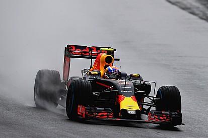 Max Verstappen, elegido 'Piloto del día' del Gran Premio de Brasil