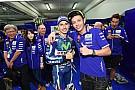 Rossi et Lorenzo unis pour faire gagner Yamaha au championnat Teams