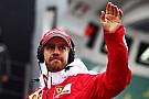 Vettel vuelve a quejarse de Verstappen