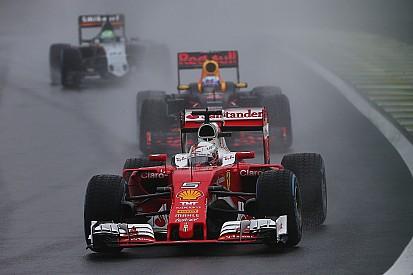 """Vettel - Le dépassement de Verstappen n'était """"pas correct"""""""