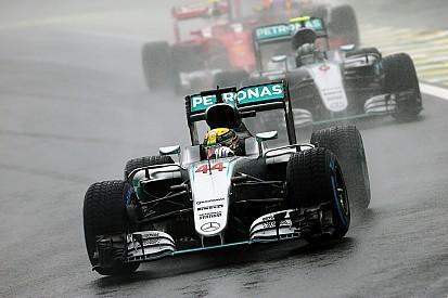"""Hamilton: """"Fue la victoria más fácil en diez años"""""""