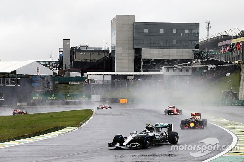 روزبرغ: سأقبل بالمركز الثاني في سباق البرازيل