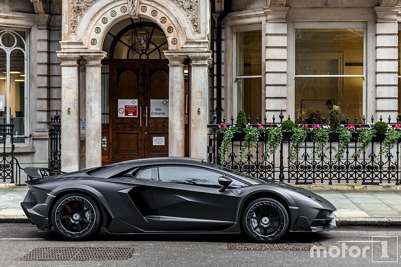 Lamborghini JS.1 Edition, la plus extrême du monde