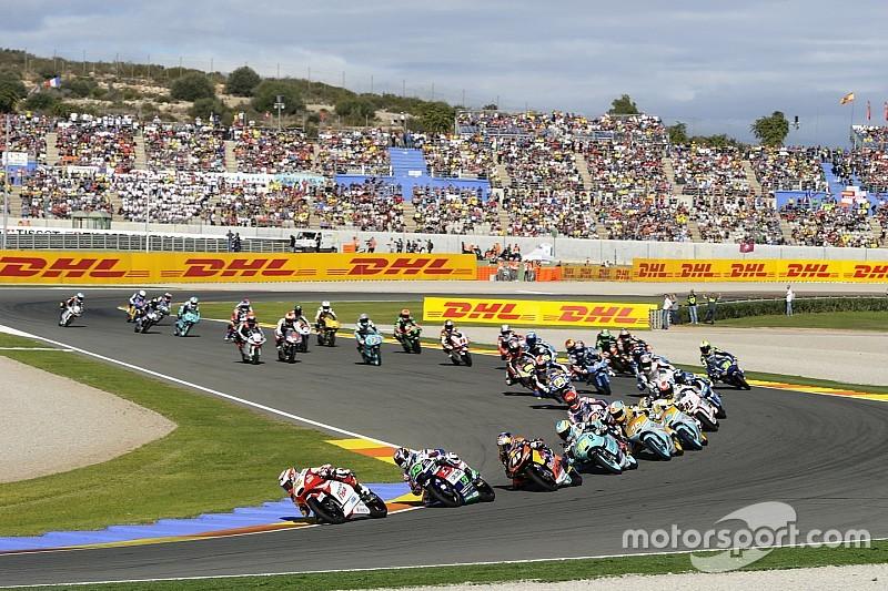 【Moto3】尾野弘樹「フロントの切れ込みに苦しみ、ペースを上げられなかった」