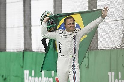 【F1ブラジルGP】マッサ感動の母国最終レース「この日を決して忘れない」