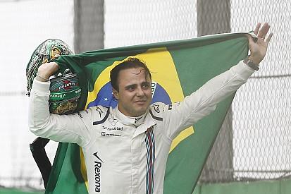 """""""Werde ich nie vergessen"""": Der emotionale Abschied von Felipe Massa"""