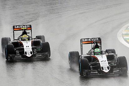 Force India ipoteca il 4° posto nel Costruttori con i 18 punti di Interlagos