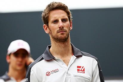"""Grosjean duro con Pirelli: """"Le gomme da bagnato sono scarse! Vanno migliorate"""""""