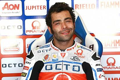 """Petrucci sogna il """"Jackpot"""" con la GP17 e vuole imparare da Lorenzo"""