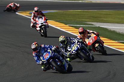Виньялеса впечатлила скорость Yamaha в Валенсии