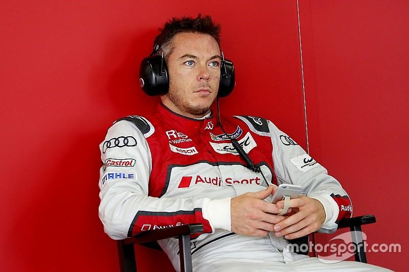 Audi-Fahrer Andre Lotterer wechselt zur WEC-Saison 2017 zu Porsche