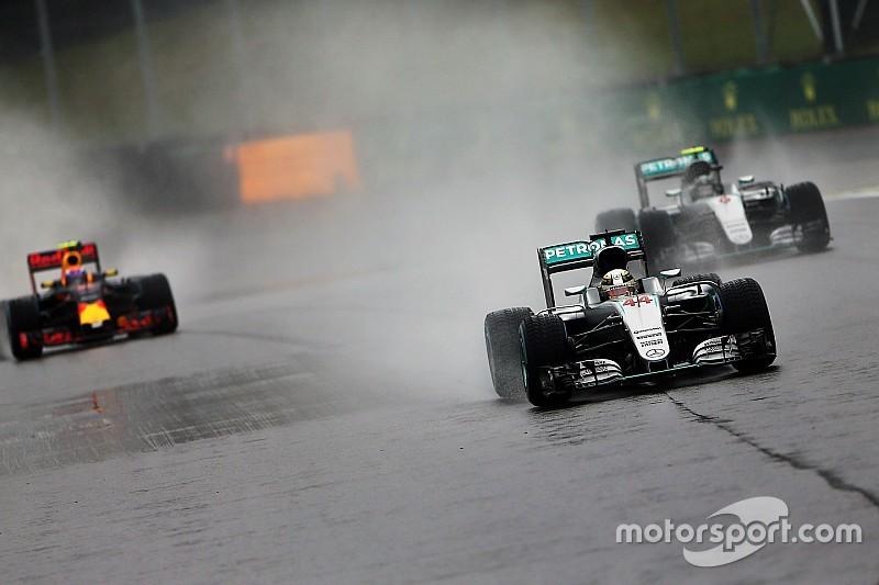 """El """"show de Verstappen"""" eclipsó el mejor resultado de Mercedes, dice Wolff"""