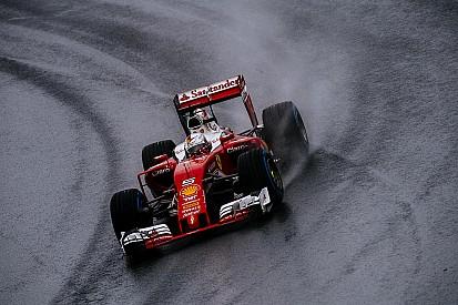 """Para Vettel, manobra de Verstappen """"não foi correta"""""""