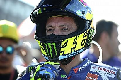 Demandarán a Rossi por tirar una patada