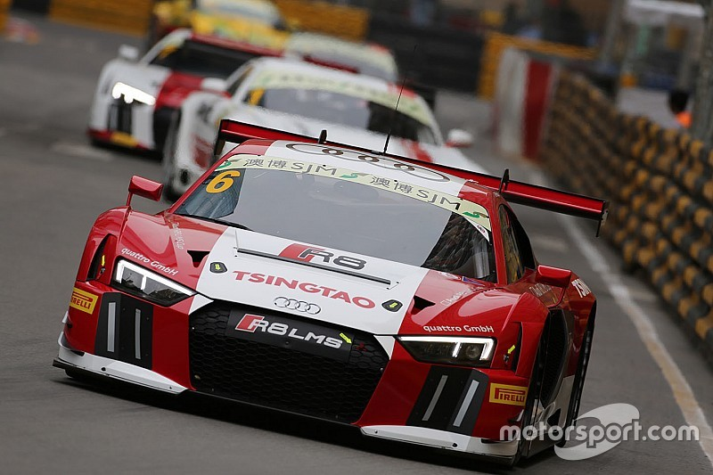 Audi veut sa revanche lors de la Coupe du monde de GT à Macao