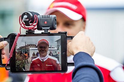 """Bruni non sente le lusinghe Porsche: """"Sono un pilota Ferrari al 100%"""""""