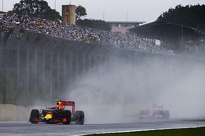 VIDEO: F1 equipara manejo de Senna, Schumi y Verstappen con lluvia