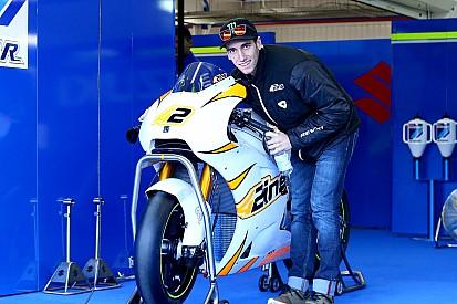 Suzuki: uno step di motore per le GSX-RR bianche di Iannone e Rins