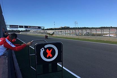 GALERIA: El debut de Lorenzo con Ducati