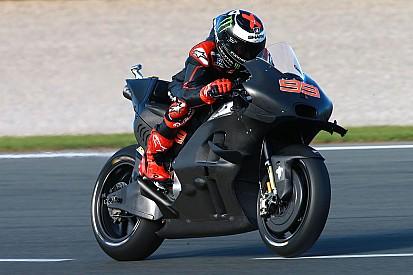 In beeld: Het debuut van Jorge Lorenzo bij Ducati