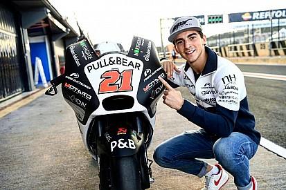 """Bagnaia si gode il test con la Ducati: """"È stata un'esperienza pazzesca!"""""""