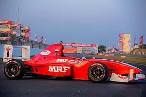 Rinus van Kalmthout strijdt in India tegen Mick Schumacher en Harrison Newey