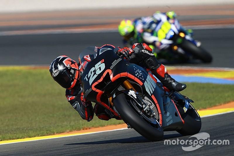 MotoGP-Test Valencia: Maverick Vinales debütiert bei Yamaha mit Tagesbestzeit