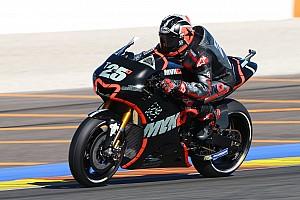 MotoGP Antrenman raporu Vinales, Rossi ve Lorenzo'nun önünde ilk günü lider tamamladı