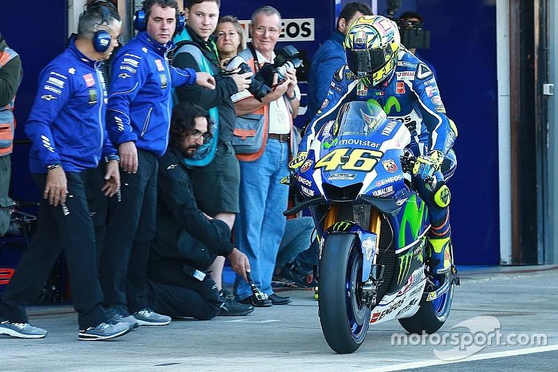 Росси ожидал большего от нового мотоцикла