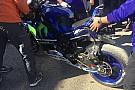 Após queda com moto de 2017, Rossi lamenta teste incompleto