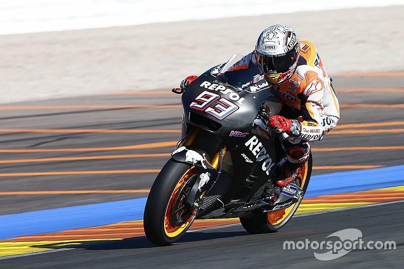 """Márquez - """"Pas de grande différence"""" avec la nouvelle Honda"""