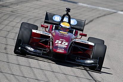 Schmidt Peterson cierra sus puertas en Indy Lights