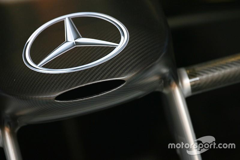 【フォーミュラE】F1メルセデスのスタッフがマラケシュePrixを視察。参戦に向けた準備か?