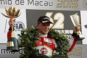 F3 News Macau: Felix Rosenqvist will historischen 3. Formel-3-Sieg in Folge