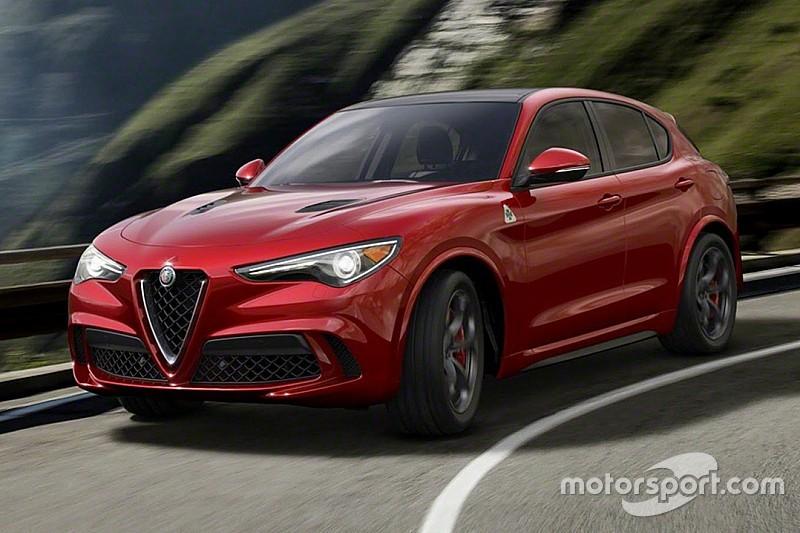 Alfa Romeo présente son tout premier SUV