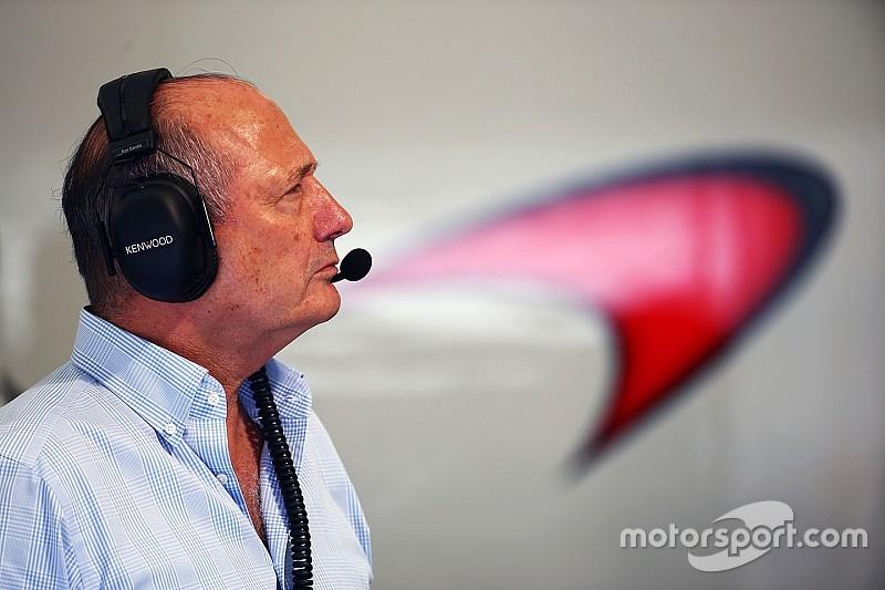 """Contribuição de Ron Dennis foi """"colossal"""", diz McLaren"""