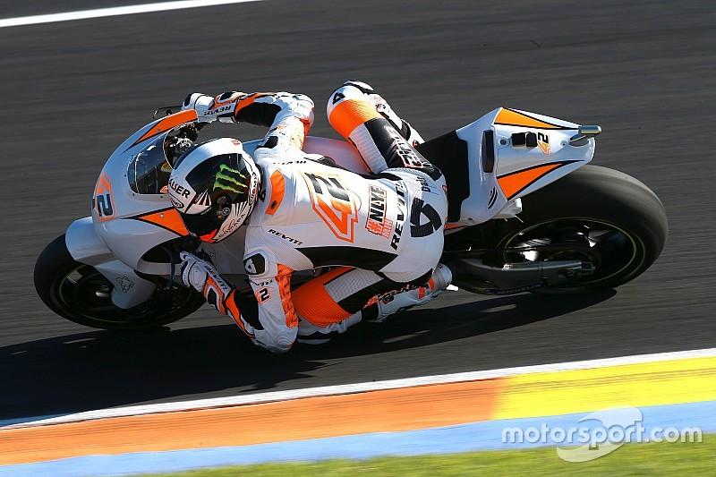 Rins deberá estar un mes de reposo y se pierde el test de Jerez