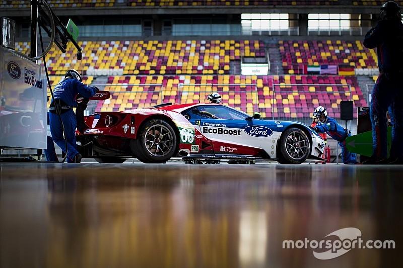 Les Ford GT plombées pour la dernière course de la saison