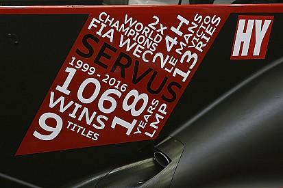 """WEC in Bahrain: Audi sagt """"Servus"""" mit Sonderdesign"""