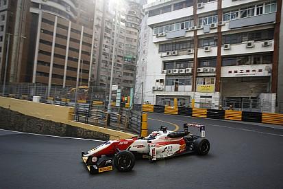 Macao: Rosenqvist el más veloz en la sesión libre, Juncadella cuarto