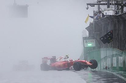 【F1ブラジルGP】ライコネン「かつてのタイヤならこうはならなかった」