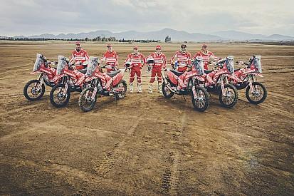 Himoinsa presenta su 'armada española' para el Dakar 2017