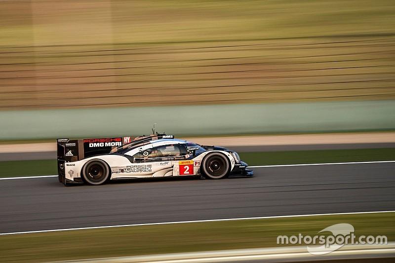Porsche cтала лучшей в первой тренировке в Бахрейне