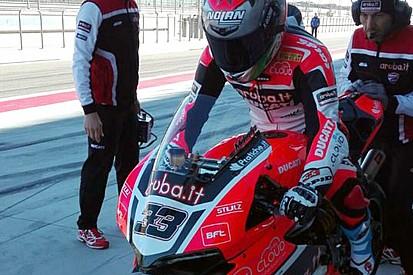 """Melandri: """"Ad Aragon Ducati sta facendo bene. Proviamo tante cose nuove"""""""