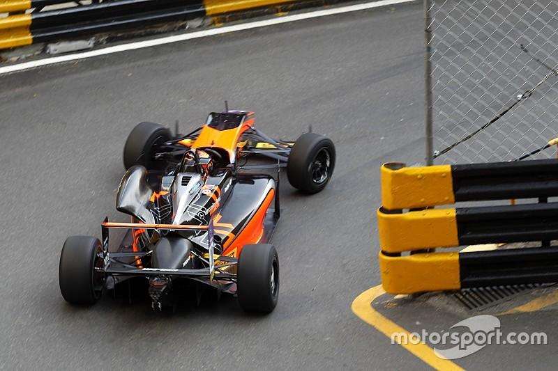 Macao GP: Ilott manda en la práctica final