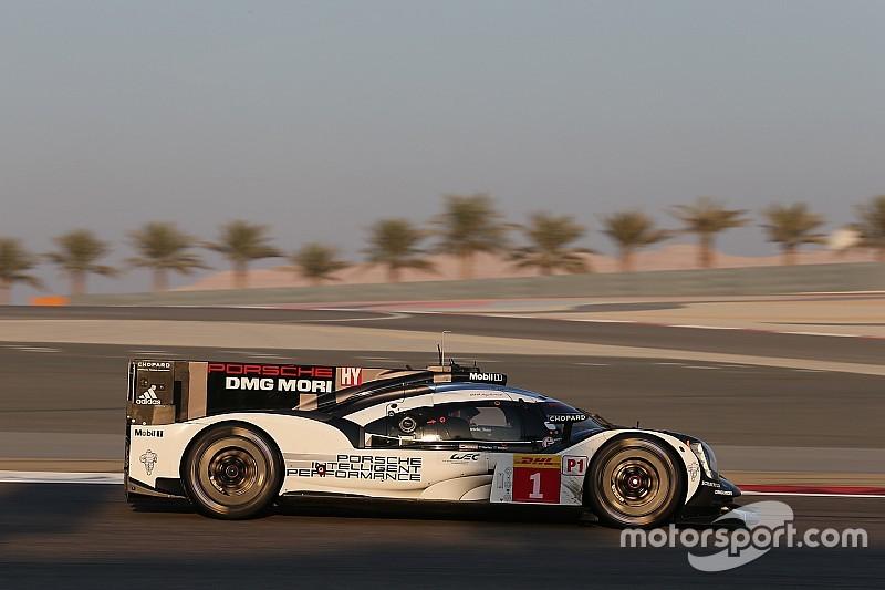 Экипаж Porsche установил лучшее время в третьей тренировке